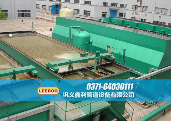 选矿厂污水需经聚丙烯酰胺处理后可再利用
